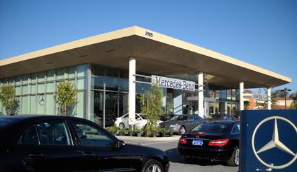 Mercedes Benz Of Thousand Oaks